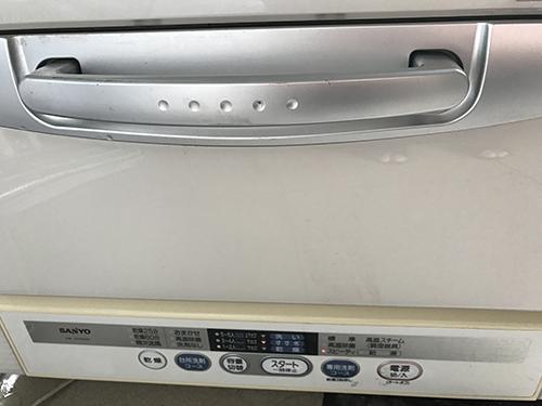 Sửa chữa máy rửa chén nội địa Sanyo